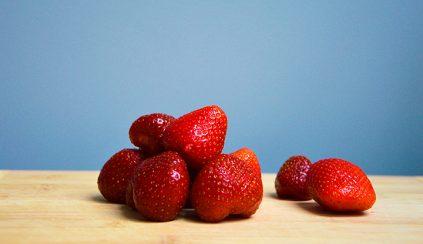 Trempette ou fondue à l'érable pour accompagner les fruits